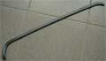 Dachkantenschutzleiste links