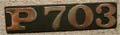 Emblem P 703