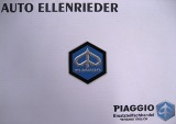 Piaggio Logo - Emblem