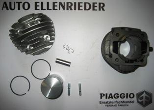 85ccm Tuning Zylindersatz - Polini