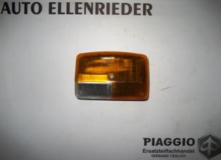 Blinker rechts komplett P501
