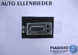 Abdeckung Transparent Digitaluhr - APE 50