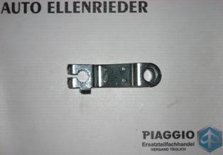 Aufnahme Bremszug vorne Ape50