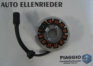 Ankerplatte (Lichtmaschine neu)