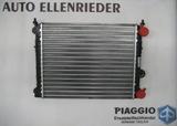 Wasser Kühler  Piaggio Quargo