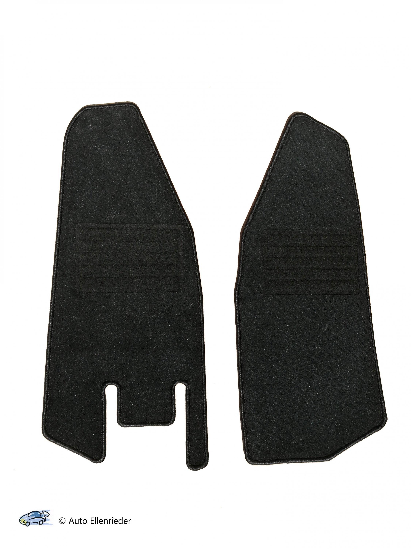 Fußmatten-Set Ape 50 schwarz