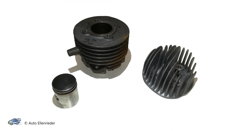 50ccm Zylindersatz Original C80